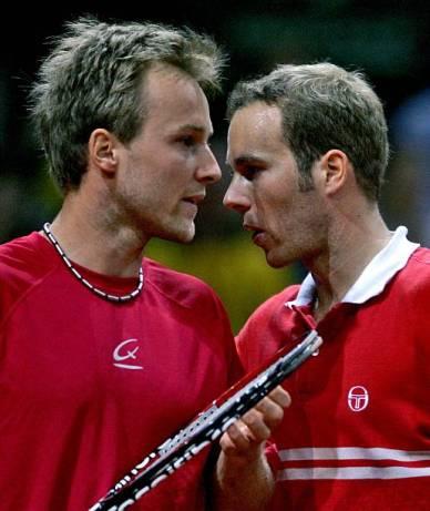 Christophe et Olivier Rochus