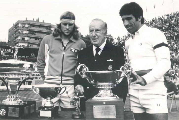 Bjorn Borg vs Manuel Orantes (1977)