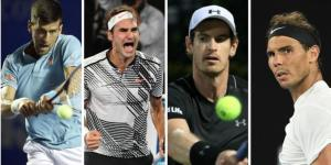 big-four-indian-wells-tennis-masters-1000