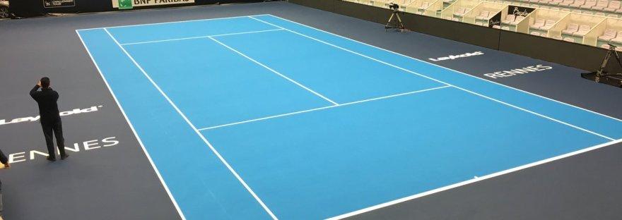 Joueurs de tennis se fréquentaient